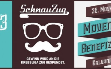 End of Movember Benefiz-Gala 2013|