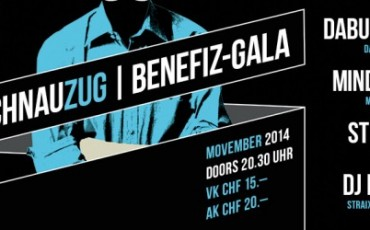 End of Movember Benefiz-Gala 2014