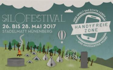 SILO'17, Dein handyfreies Festival
