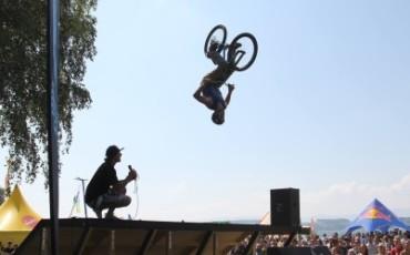 DIRT JUMP am Zug Sports Festival