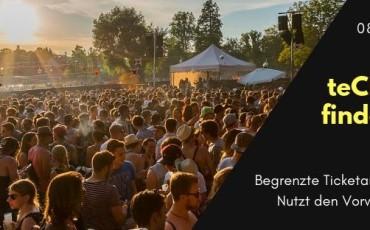 teCHAMsee Closing 2018; findet statt!!! ——–Begrenzte Ticketanzahl