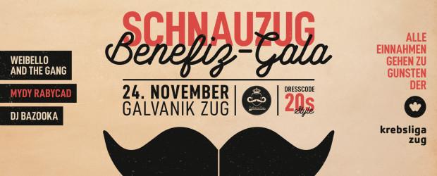 SchnauZug Benefizgala 2018
